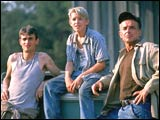 Luke Edwards, Shaun Fleming and Ray Wise in Jeepers Creepers