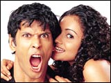 Milind Soman and Meera Vasudevan in Rules: Pyaar Ka Superhit Formula