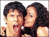 Milind Soman and Meera Vasudevan in Rules: Pyaar Ka Superhit Formula