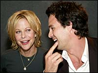 Meg Ryan and Mark Ruffalo