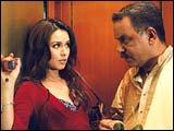 Mahima Chaudhry, Anant Jog in Waisa Bhi...