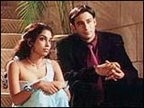 Masumi and Zulfi in Chupke Se