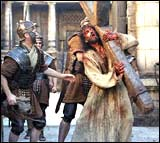 A still fro Passion Of The Christ