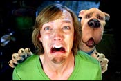 A still from Scooby Doo 2