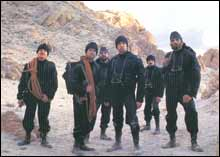 A still from Lakshya