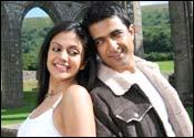 Mandira Bedi and Sanjay Suri in Shaadi Ka Laddoo