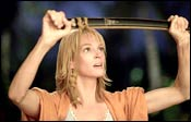 Uma Thurman in Kill Bill Vol 2