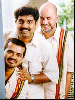 Ehsaan Noorani, Shankar Mahadevan and Loy Mendonsca