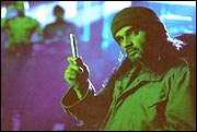 Suniel Shetty in Main Hoon Na