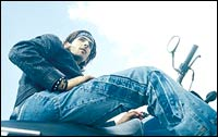 Zayed Khan in Main Hoon Na