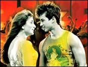 Kareena, Shahid in Fida