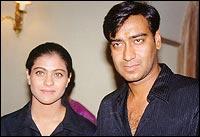 Kajol-Ajay Devgan