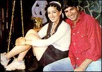 Twinkle Khanna-Akshay Kumar