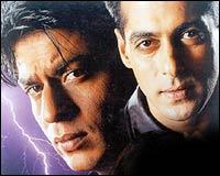 SRK-Salman Khan