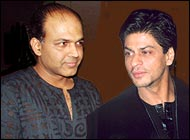 Ashutosh and Shah Rukh