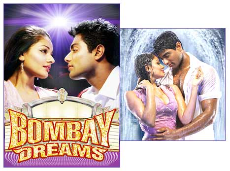 The posters of Bombay Dreams