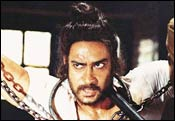 Ajay Devgan in The Legend Of Bhagat Singh