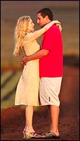 A still from 50 First Dates