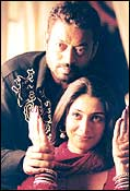 Irrfan and Tabu in Maqbool