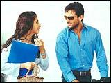 Urmila Matondkar, Saif Ali Khan in Ek Hasina Thi