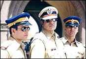 A still from Khakee