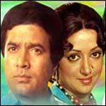 Rajesh Khanna, Hema Malini in Kudrat