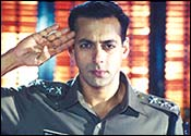 Salman Khan in Garv