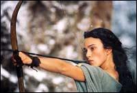 Keira Knightley in King Arthur