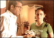 A still from Gayab