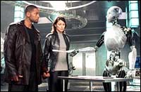 A still from I, Robot