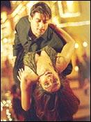 Salman Khan, Priyanka Chopra in MSK