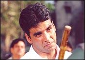 Akshay Kumar in Aan