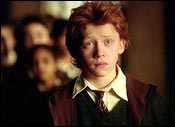 Rupert Grint in Harry Potter And The Prisoner Of Azkaban