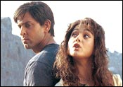 Hrithik Roshan, Preity Zinta in Lakshya
