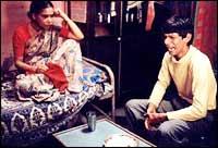 A still from Raghu Romeo