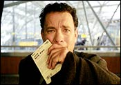 Tom Hanks in The Terminal
