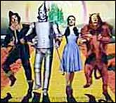 A still from the Wizard of Oz