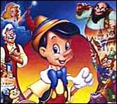 A still from Pinocchio