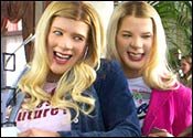 A still from White Chicks