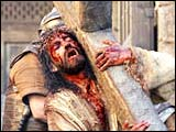 A still from The Passion Of The Christ