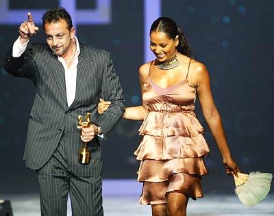 Sanjay Dutt wins style award