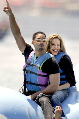 Will Smith, Angelina Jolie's shark tale анджелина джоли
