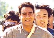 Ajay Devgan in Yuva