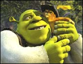 A still from Shrek