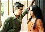 Surya and Esha Deol