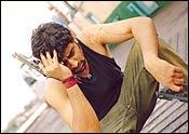 Abhishek Bachchan in Yuva