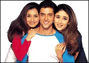 A still from Mujhse Dosti Karoge
