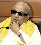 K Karunanidhi