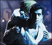 Hrithik in 'Koi...Mil Gaya'