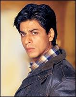 Shah Rukh in 'Veer-Zaara'